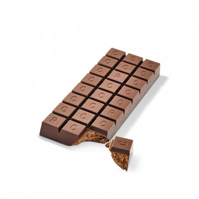 Cacao Bean Nougat with Almonds