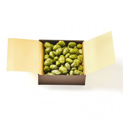 Pistachio and Green Peas