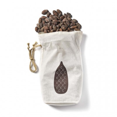 Roasted Cacao Beans (1Kg)